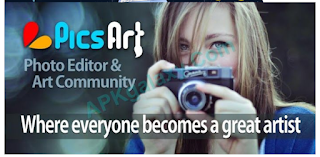 PicsArt Photo Studio FULL v5.10.1_beta Apk