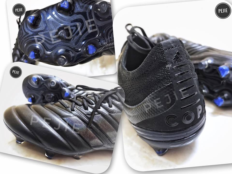 456459860 Blackout Adidas Copa 19 'Archetic Pack' 2019 Boots Leaked - NEW ...
