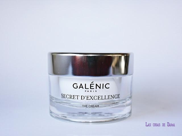 Galénic Secret D'Excellence - La Crema antiaging antiedad pierre fabre belleza cuidado facial skin care beauty dermocosmetica