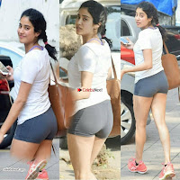 Jhanvi kapoor with her Hero ~  Exclusive Galleries 011.jpg