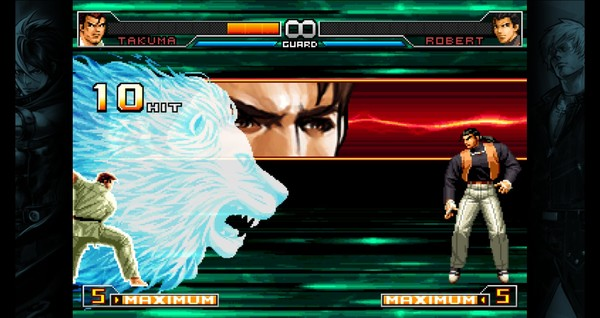 The King of Fighters 2002 Unlimited Match Full Version