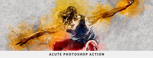 Painting 2 Photoshop Action Bundle - 36