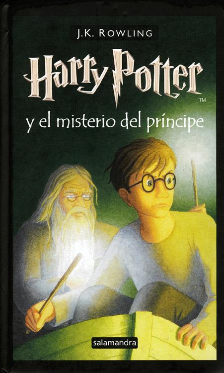 Portadas de Harry Potter - El guardián de libros