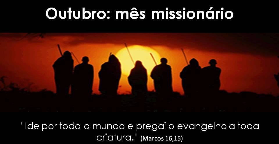 Mês Missionário: Conheça Os Eventos Que Marcam Este Mês Na