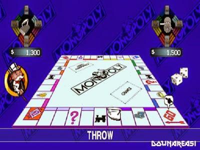 Monopoly PSX Screenshot