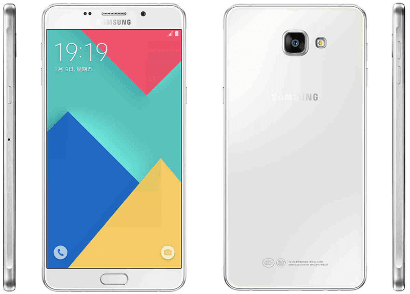 Samsung Galaxy A9 Announced! Comes With 6 Inch Screen And Snapdragon 652 Octa Core Processor!