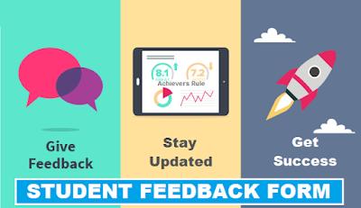 Students Feedback Form