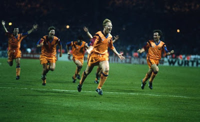 Classic UEFA : Sampdoria 0 VS 1 Barcelona 20-05-1992