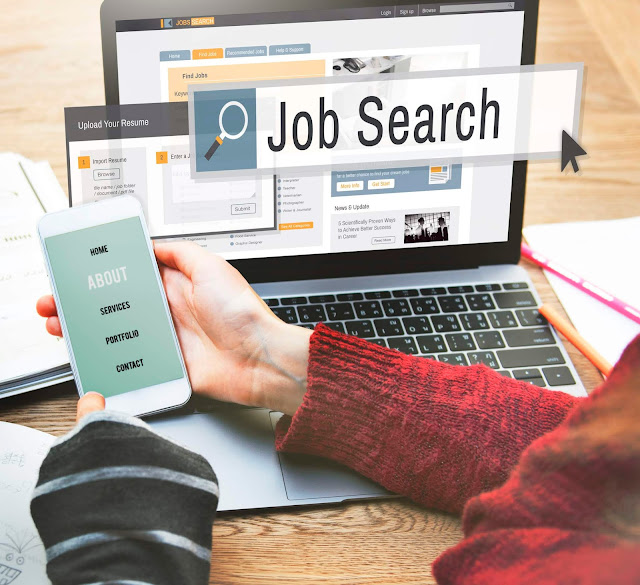 FREE WEBINAR: Five Top Job Search Tips that Work!