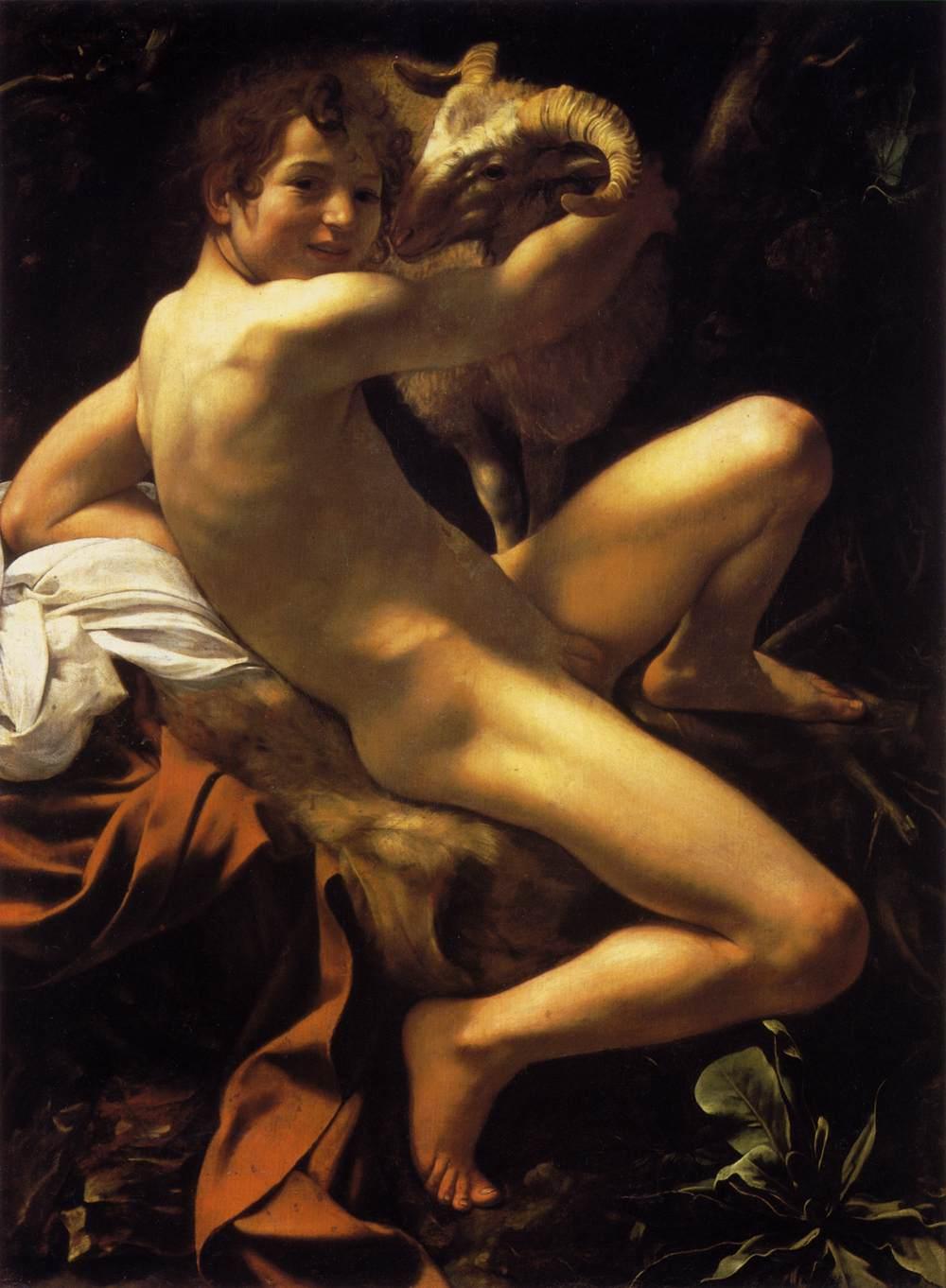 Caravaggio Nude 80