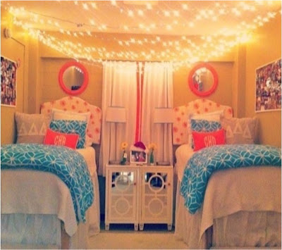 A Touch Of Southern Grace What To Do With A Dorm Room