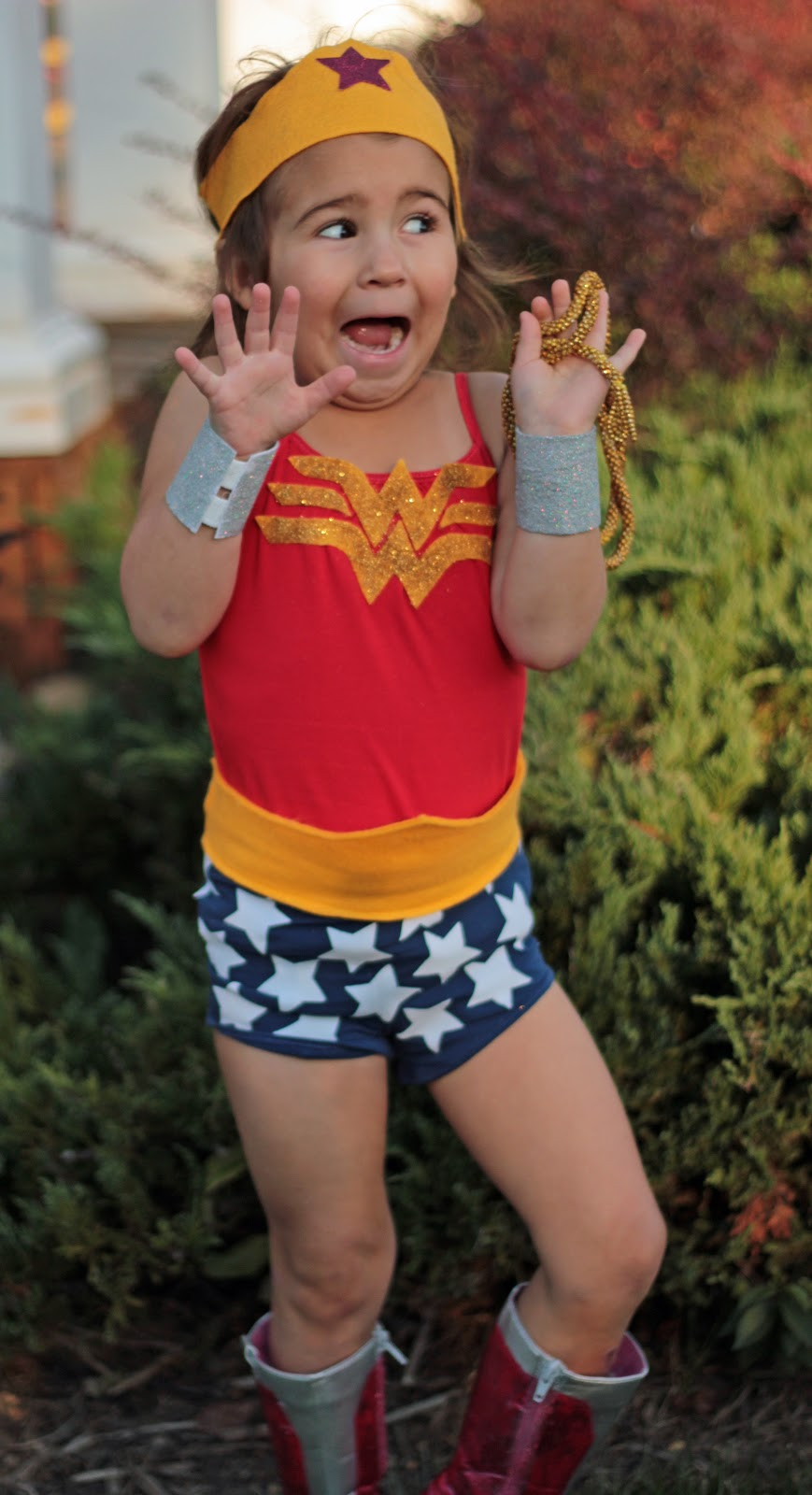 wonder woman costume for kids girls  sc 1 st  Mandy Made & Mandy Made: Wummer Woman