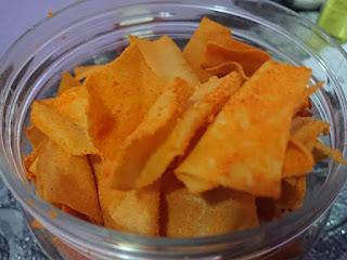 Popia Cheese Pedas Rangup Resepi