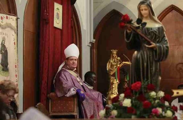 Liệu còn hy vọng cho nhà thờ Sainte Rita?