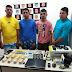 Homens são presos com 500 cartões do Bolsa Família
