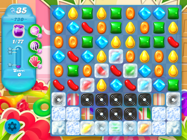 Candy Crush Soda 730
