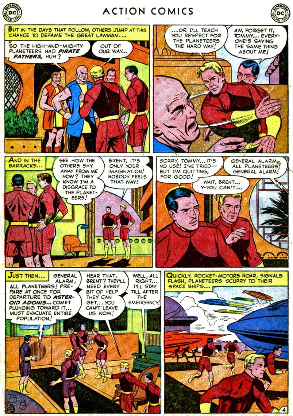 Action Comics (1938) 161 Page 19
