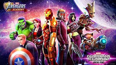 MARVEL Avengers Academy Mod Apk v1.12.2 Free Shopping/Instant Actions Terbaru