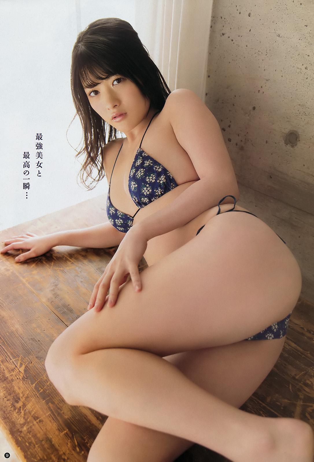 Kamiya Erina 神谷えりな, Young Champion 2018 No.04 (ヤングチャンピオン 2018年04号)