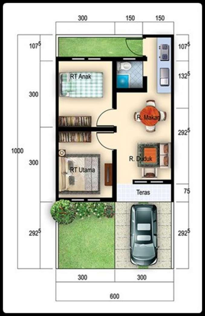 770 Koleksi Desain Halaman Depan Rumah Type 36 HD Terbaru