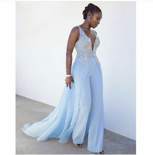 Check out Issa Rae's look to the Emmys