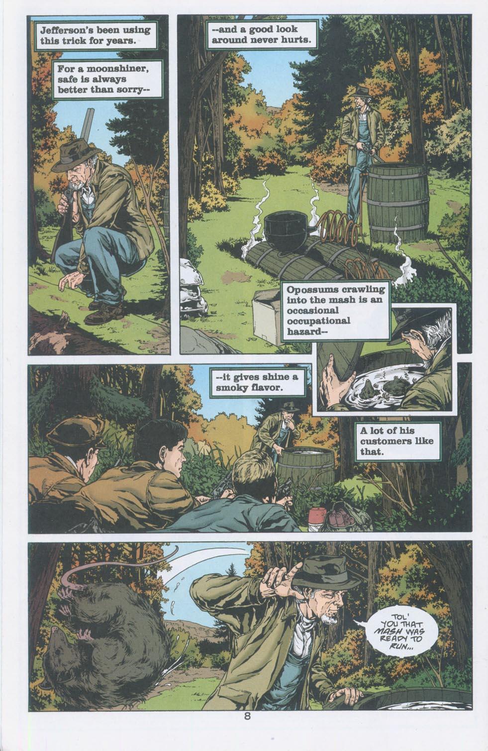 Read online American Century comic -  Issue #11 - 8