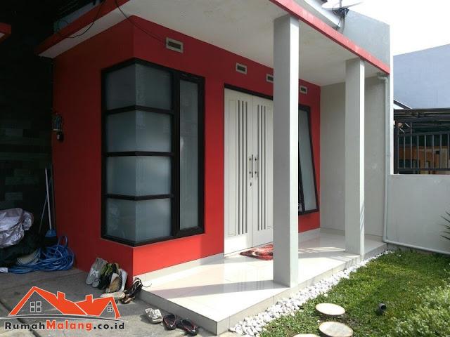Rumah minimalis dijual Malang