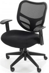 Mesh Back Office Chair with A Heavy Duty Seat