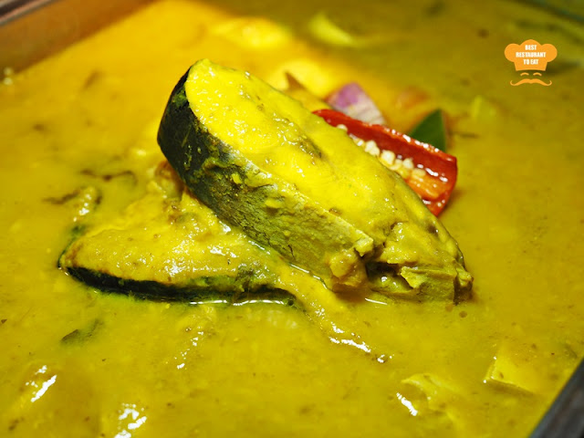 Ikan Patin Masak Tempoyak One World Hotel Bandar Utama Cinnamon Coffee House
