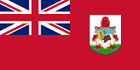 Logo Gambar Bendera Negara Bermuda PNG JPG ukuran 200 px