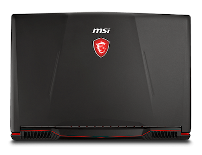 Specification GL63 8RD | MSI