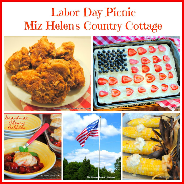 dinner 17 Labor Day Picnic Recipes at Miz Helen's Country Cottage