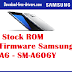 Stock ROM Firmware Samsung A6 - SM-A606Y