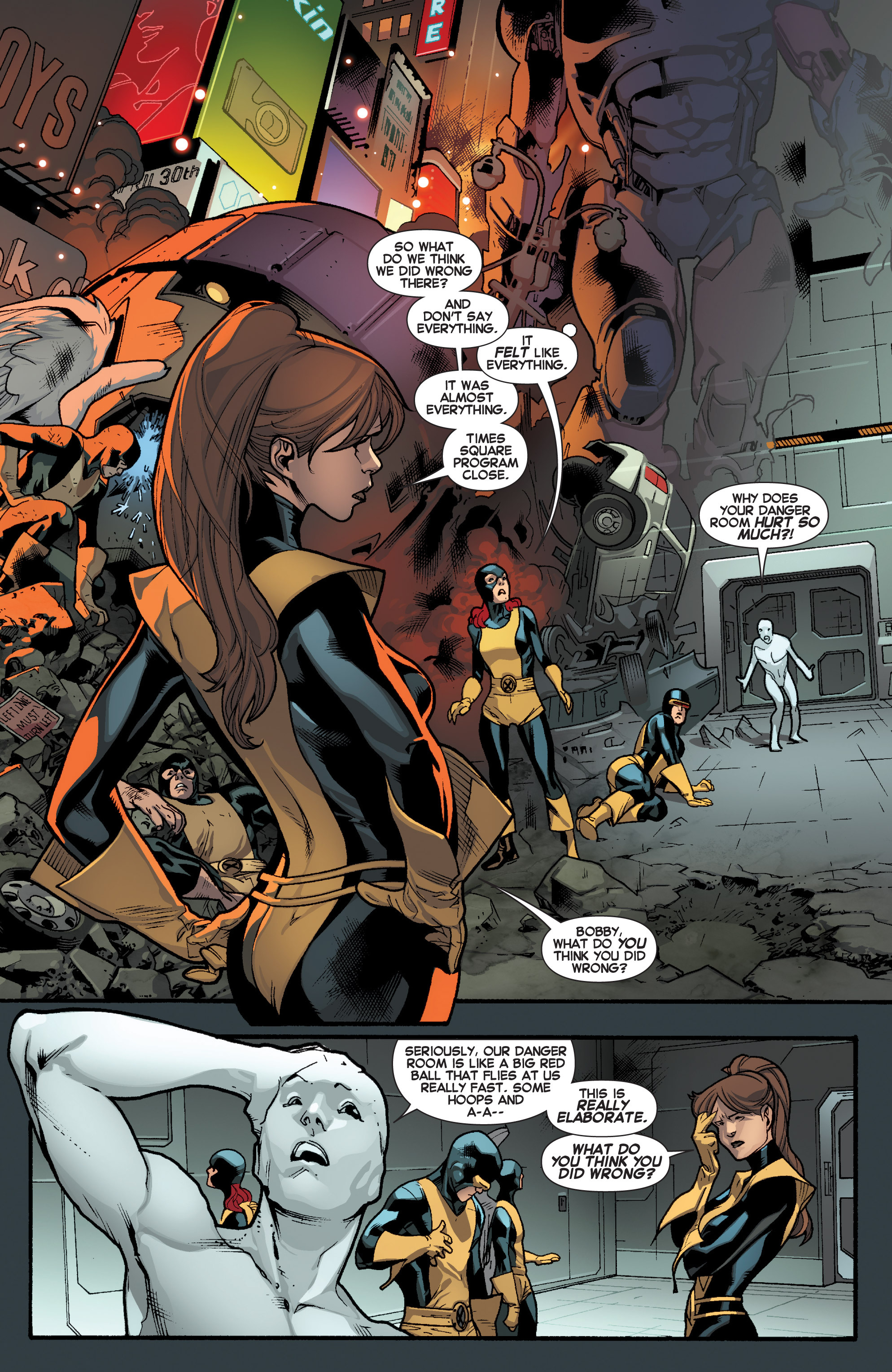 Read online All-New X-Men (2013) comic -  Issue # _Special - Here To Stay - 74