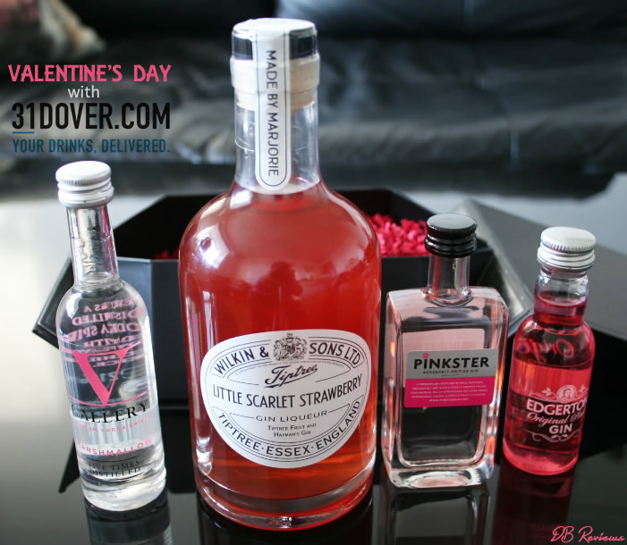 Valentines Day Gifts from 31Dover