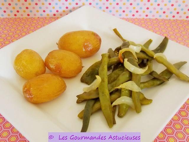 Les gourmandes astucieuses cuisine v g tarienne bio saine et gourmande faite maison - Comment cuisiner les haricots verts ...