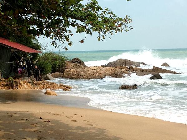 koh samui, thailand, resa, semester, strand