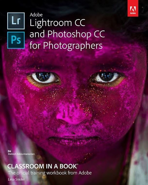 Adobe Photoshop Lightroom Book Classroom in a Book from Adobe by Lesa Snider