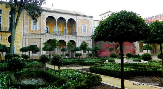 Pavilhão Renascentista da Casa de Pilatos, Sevilha
