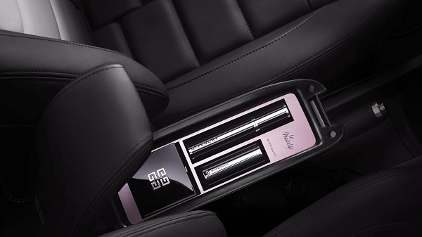 "Interior DS 3 Givenchy ""Le Make Up"""