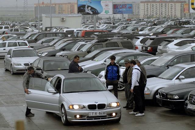 16,000 autos más importados a Armenia en 10 meses