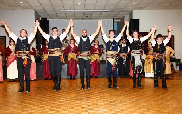 Ποντιακή βραδιά στην Ελληνική Κοινότητα Τορόντο