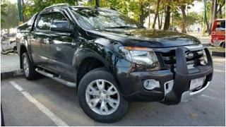 19TNEC723 2012 Ford Ranger RHD 4WD