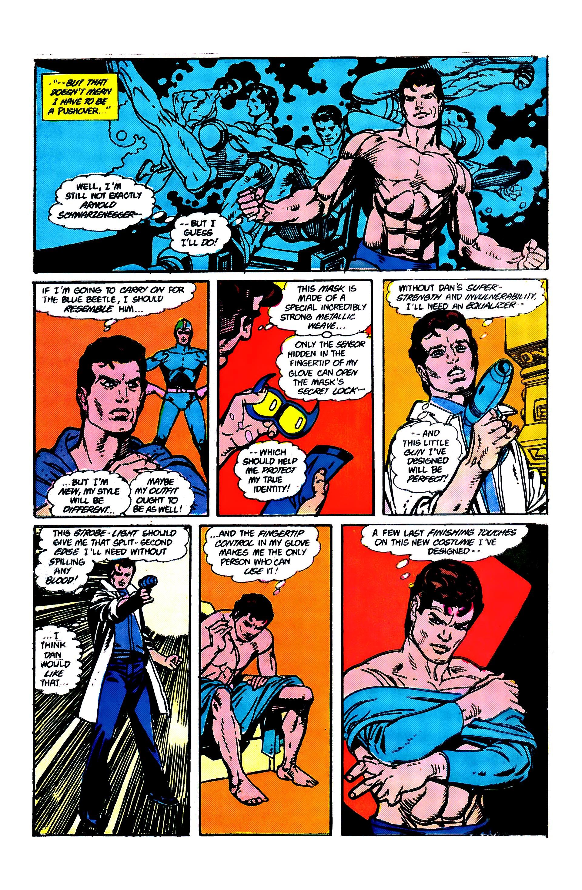 Read online Secret Origins (1986) comic -  Issue #2 - 30