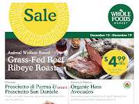 Whole Foods Market Canada Flyer December 13 - 19, 2017