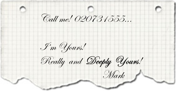 Really and Deeply Yours