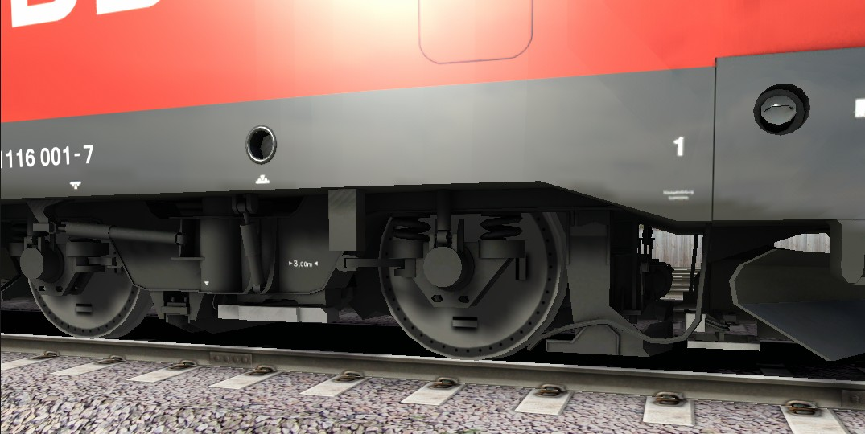 Taurus for Train simulator 2019/2017/2018/2016 Railworks