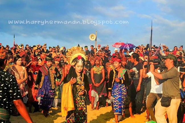 Event Putri Mandalika Lombok