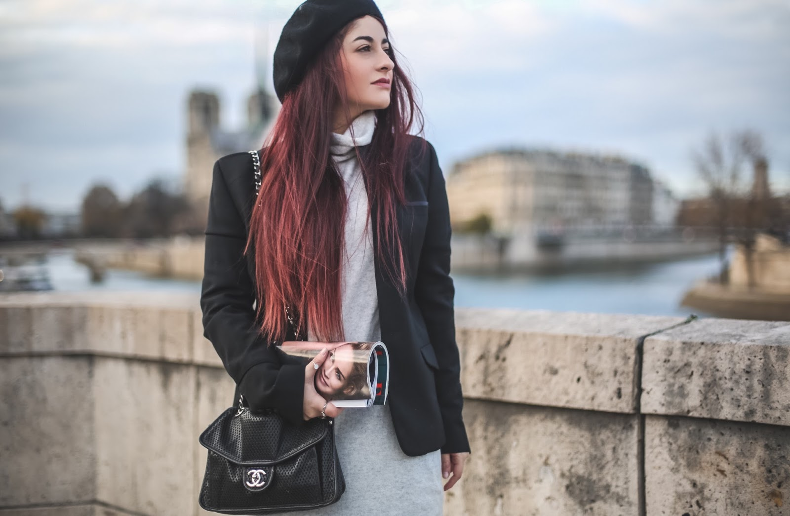 sac Chanel blog mode venus is naive