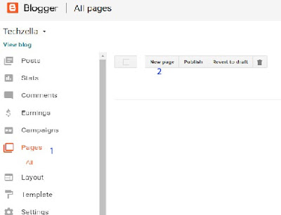 Google custom search box blogger in a page